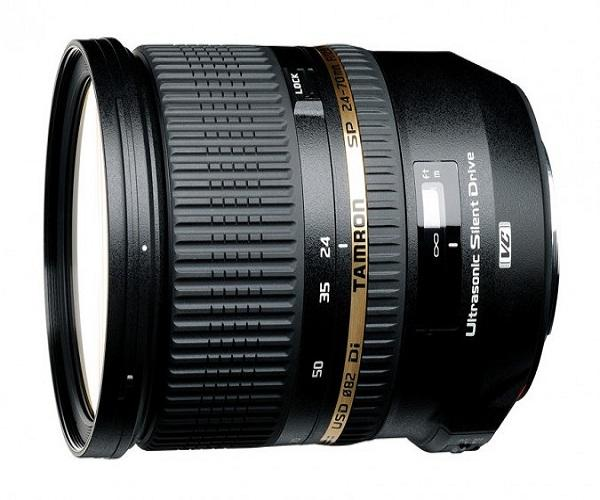 TAMRON 24-70MM LENS, WIDE & ZOOM