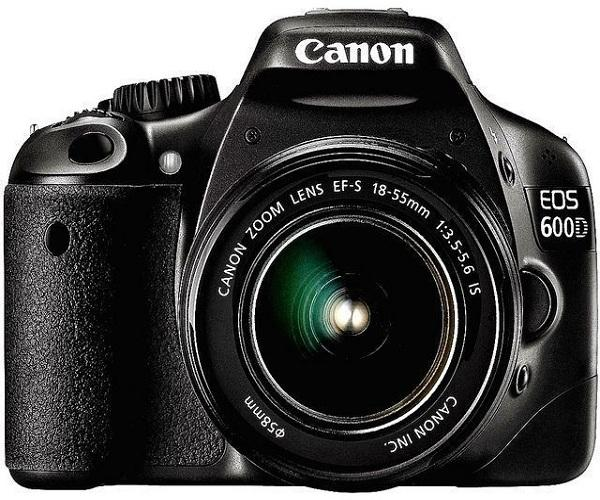 CANON 600D 18MP Camera On Rent