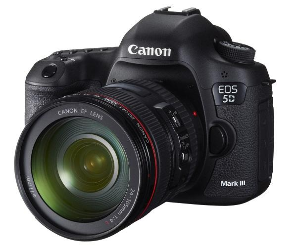 Canon 5D Mark III (Body Only) On Rent