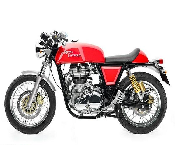 Royal Enfield Continental 535 CC