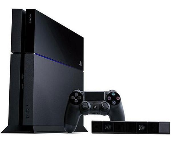 Sony PS4 - 2 Controller & 1 Game