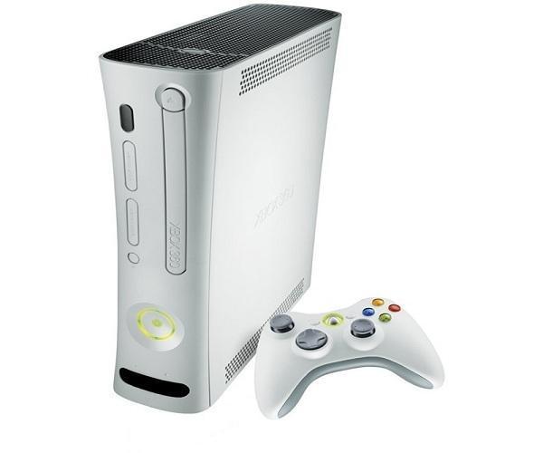 Xbox 360 - 1 Controller & 1 Game