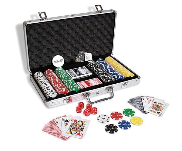 Poker Chipset