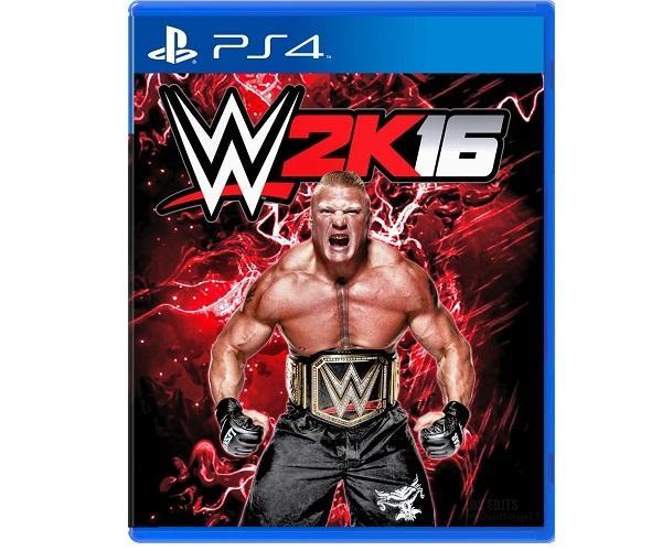 WWE 2K16's