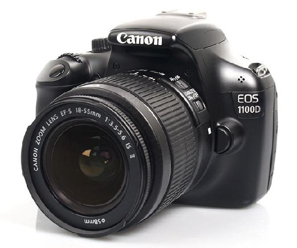 CANON 1100D Camera  On Rent