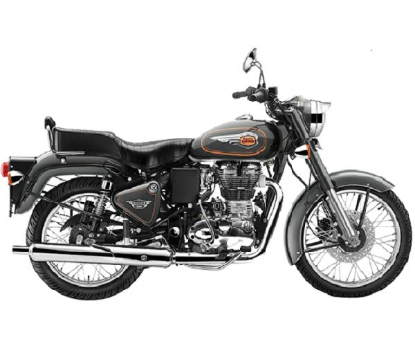 Royal Enfield Std 500cc.