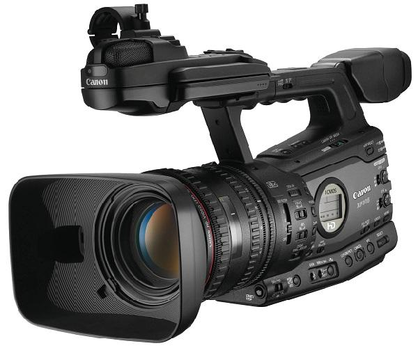 Canon XF 305 Video Camera On Rent