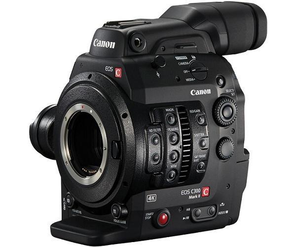 Canon C300 On rent