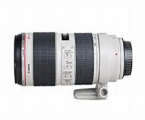 Canon 70-200mm Lens on Rent