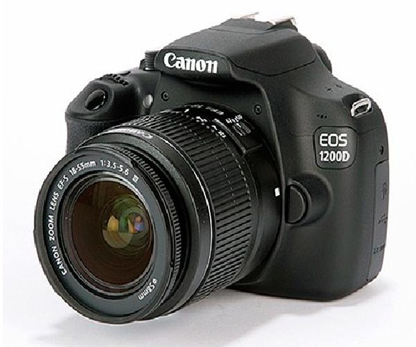 Canon 1200d on Rent