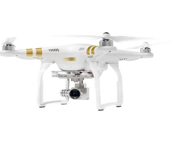 DJI DRONE PHANTOM 3 with Operator on Rent