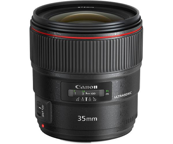 CANON 35MM LENS on Rent