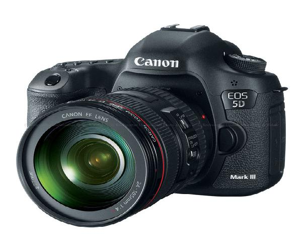 Canon 5d Mark 3 KIT with 4 lens on Rent