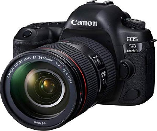 Canon 5d Mark 4 KIT with 4 lens on Rent