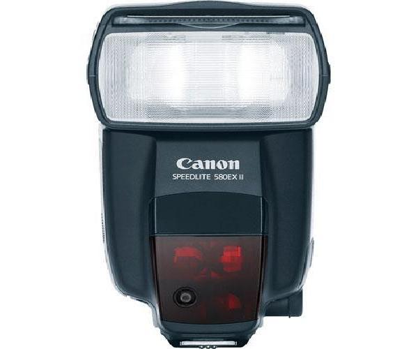 CANON SPEED LIGHT 580 EX II on Rent