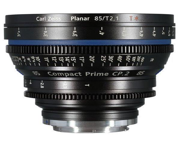 CP2 85MM LENS on Rent