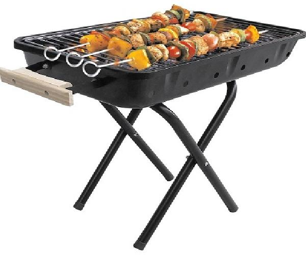 Barbeque Charcoal Grill 02