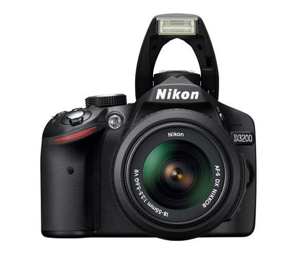 Nikon D3200 Camera On Rent