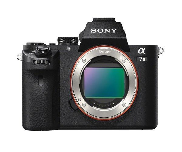 Sony A7II (Body On Rent)