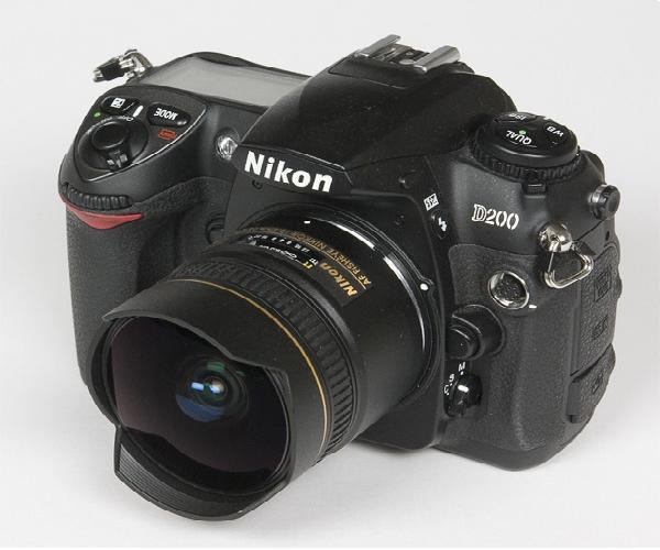 Nikon AF DX Fisheye