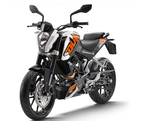 KTM Duke 200 CC
