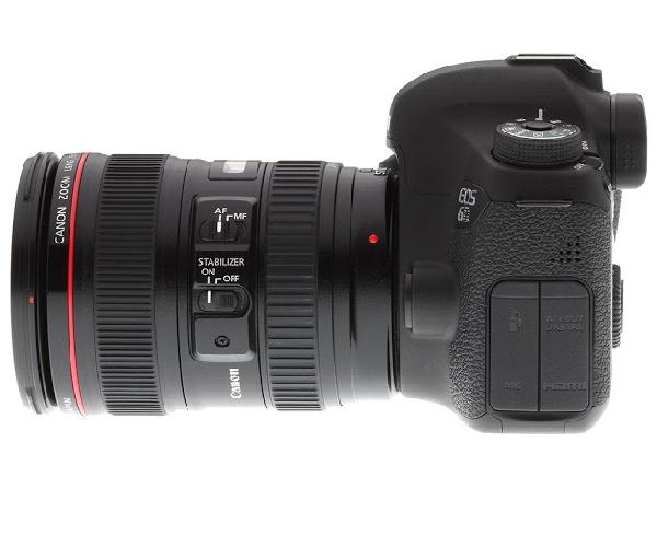 CANON 6D Camera On Rent