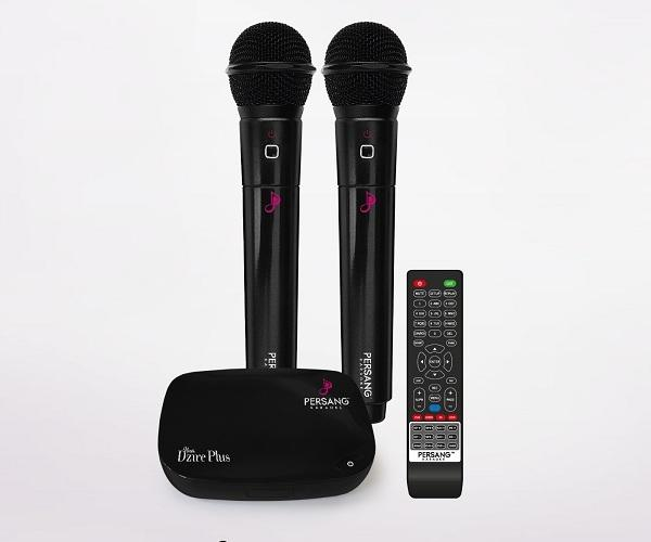 Karaoke Persang Wireless