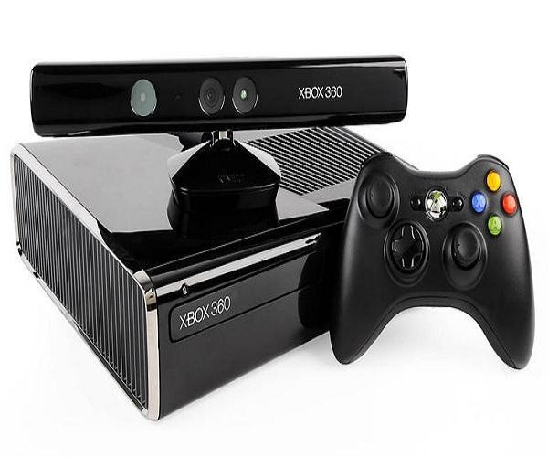 Xbox 360 Console with Kinect for Event