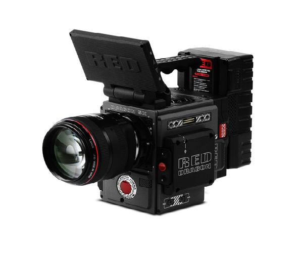RED SCARLET 5K CAMERA Kit with CP2 Lens