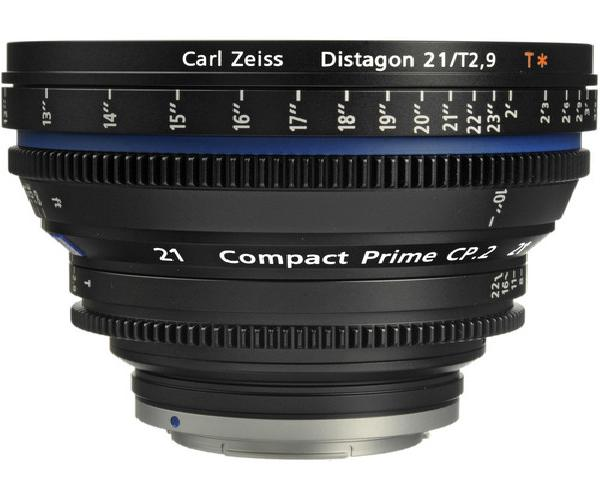 CP2 21MM LENS on Rent