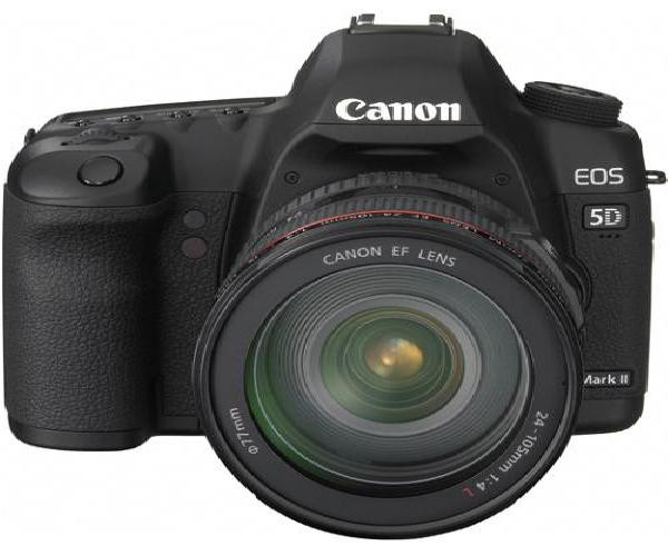 Canon 5d Mark2 KIT with 4 lens on Rent