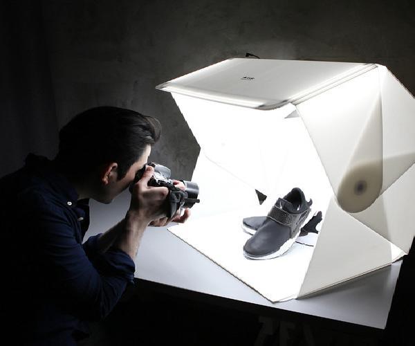 Portable Mini Studio on Rent